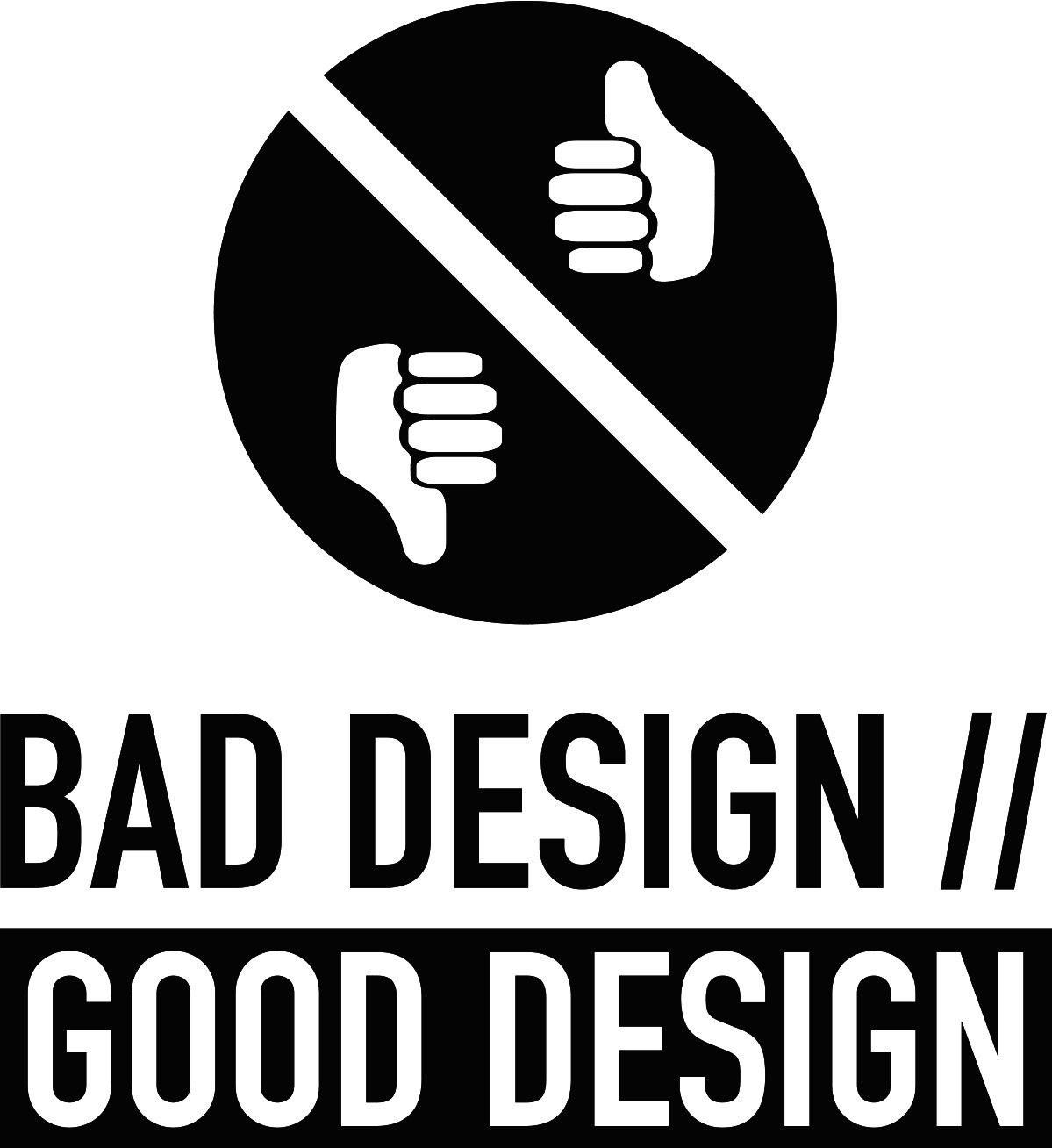 Preview image Bad Design / Good Design at Designxport Hamburg