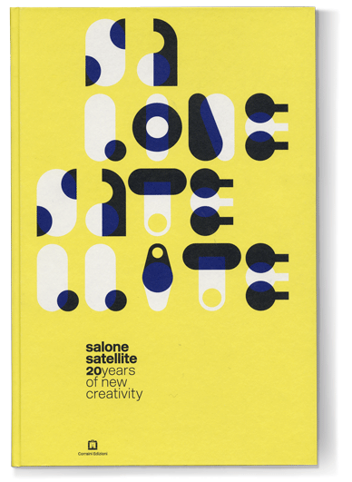 Preview image New Book ›SaloneSatellite 20 years of new creativity‹