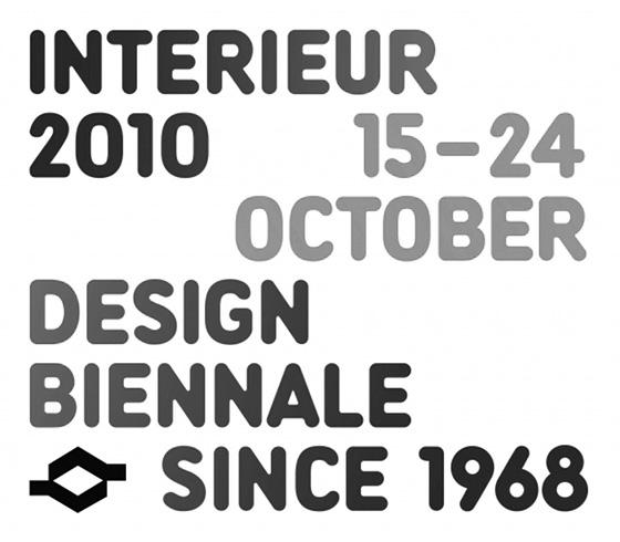 Preview image 22nd International Design Biennale Kortrijk