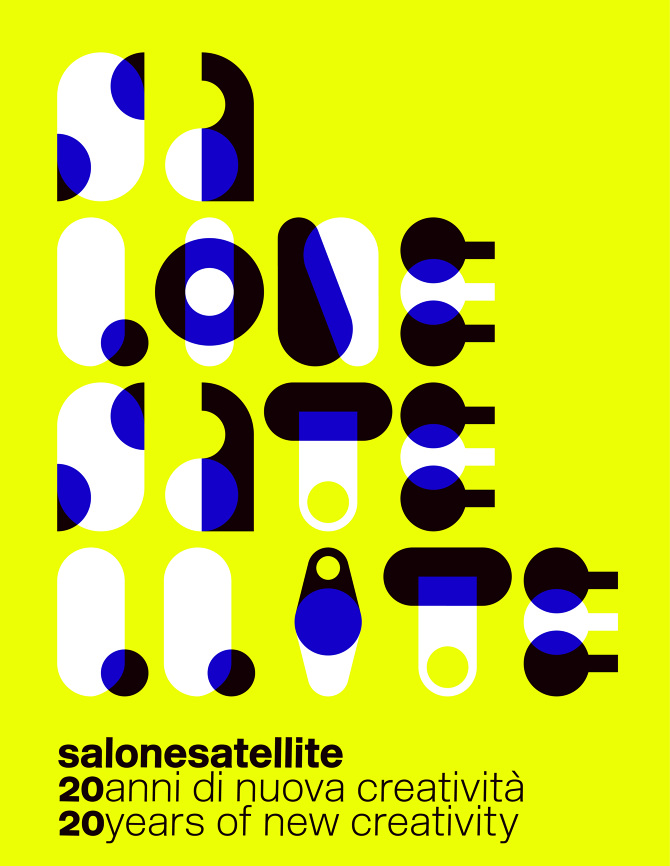Preview image 20 years of New Creativity. The best of 20 years Salone Satellite, exhibition