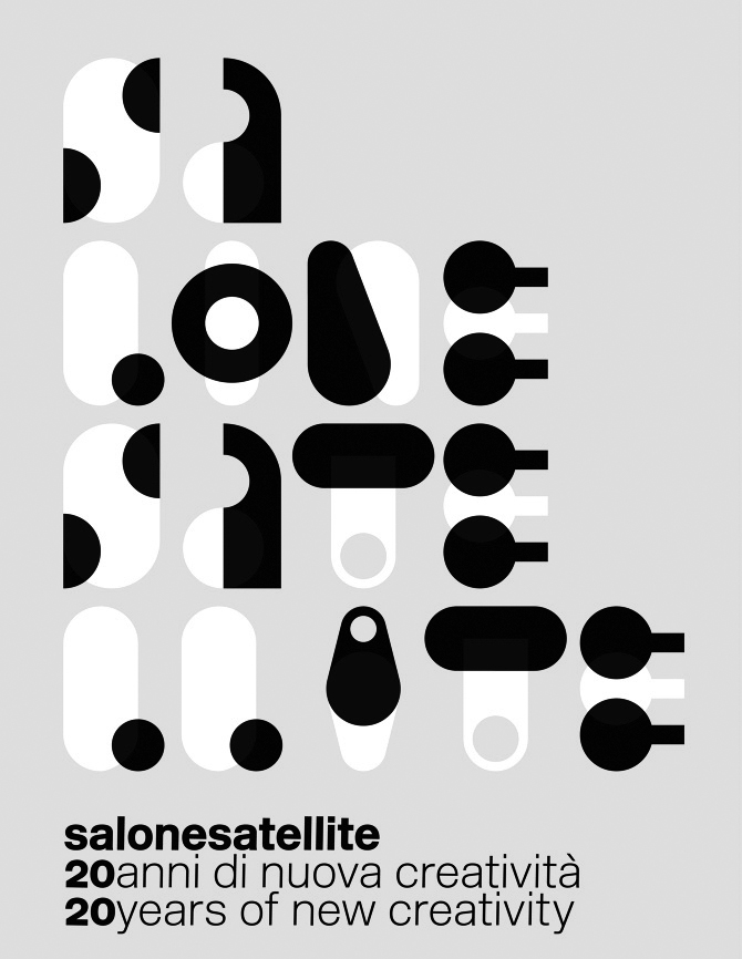 Preview image 20 years of new creativity at SALONE SATELLITE